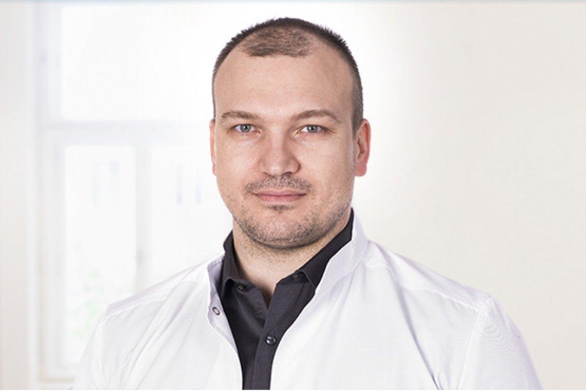 MUDr. Štefan Krivosudský, MHA, FEBOPRAS
